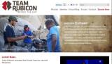 Link:  Support Team Rubicon - repurposing the skills of today's returning veterans