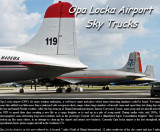 Michael Prophet's aviation website spells Opa-locka incorrectly