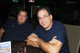 January 2012 - David Knies and Bruce Leibowitz at Bryson's Irish Pub