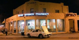 2011 - the historic Miami Springs Pharmacy owned and operated by the Stadnick family on the Circle