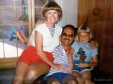 Early 1980's - Karen, Don and Karen Dawn