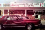 1970's - Jano's Sandwich Sub Shop in the Palm Lakes section of northwest Hialeah