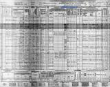 1940 - the Boyd family listed on the 1940 Census for residents of the town of Ohio, Bureau County, Illinois
