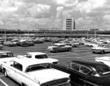 1959 - the new 20th Street Terminal at Miami International Airport before the Airport Hotel was added