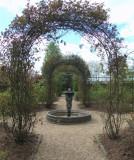 CENTRE OF ROSE GARDEN