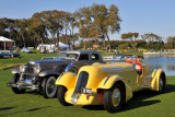 Amelia Island Concours d'Elegance -- Best in Show, March 2011