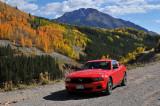 Scenic Drives in Colorado -- September & October 2011