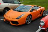 Le Belle Macchine d'Italia -- Italian Car Show in Mt. Pocono, PA, June 2012