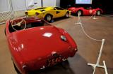 1952 Siata, 1970s Lamborghini Countach, 1967 Bizzarrini P538 (5053)