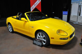 2003 Maserati GT Spider, owned by Walt Keith (5093)