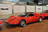 1973 Ferrari Dino 246 GTS, owned by Michael Tillson (5129)