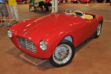 1952 Siata 300BC, owned by Mark Bean & James Utaski (5200)