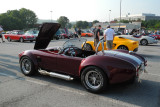 An exceptional Shelby Cobra replica made by Backdraft Racing, a company in South Africa. (4000)