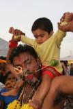 Thaipusam, Indian festival of light
