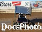 Willamette Speedway July 14  2011  ASCS sprint cars