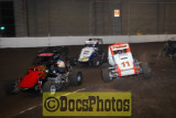 Salem indoor racing Dec 10 2011