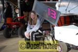 Salem indoor racing Jan 7 2012