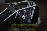 Salem indoor racing Jan 20 2012  BK4 practice