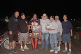 4th Annual Louie Vermeil Classic, Calistoga Speedway Night 2