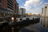 Canal Boats - Clarence Dock