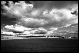 Black and White Big Skies
