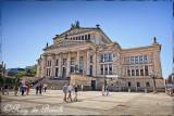 Humbolt University on Unter den Linden