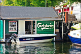 Carlsburg Beer is Copenhagen's