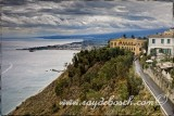 A view of the Amalfi Coast, Italy