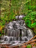 Wagner Falls, UP, MI