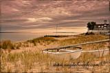 Michigan Sunset at Sleeping Bear Dunes