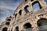 Rome ... St. Peter's Basilica, The Vatican... the Colosseum, Italy