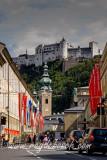 Hohensalzburg Fortress up high