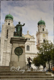 Passau, Bavaria: City on Three Rivers