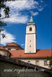 The Weltenburg Abbey