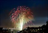 Regensburg fireworks