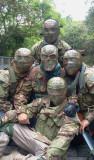 LRRP-HK Team Training - Mount Davis - 16 April 2011