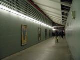 Eglinton subway station