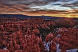 Morning at Bryce Canyon