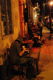 Marigny at Night