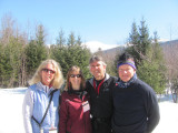XC ski Balsams and Bretton Woods 3-19,20-11