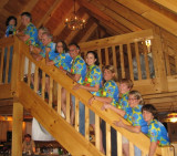 Trek Across Maine!  2011