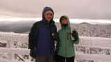 Mount Carrigain, 1/2/2012