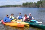 Range Pond Paddle, 4/21/2012