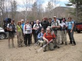 Tumbledown Backpack, May 2012