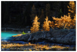Autumn at Lake O'Hara