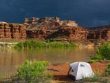 Canyonlands from the River