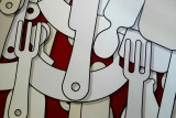 Forks Murale