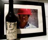 Red hat & red wine
