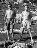 Henri Sarthou et François Cazalet
