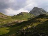 Col de Lurdé depuis les Eaux-Bonnes